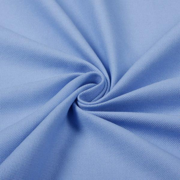 Canvas Fabric Baby Blue Canvas Fabric Cotton