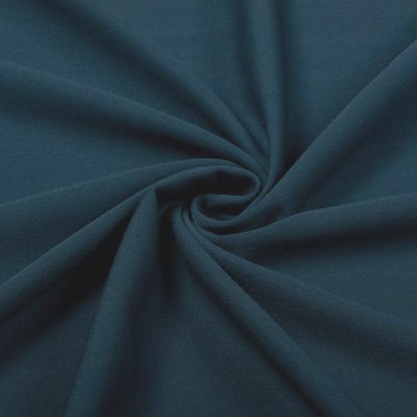 Stretch Gabardine Fabric Petrol Gabardine Fabric