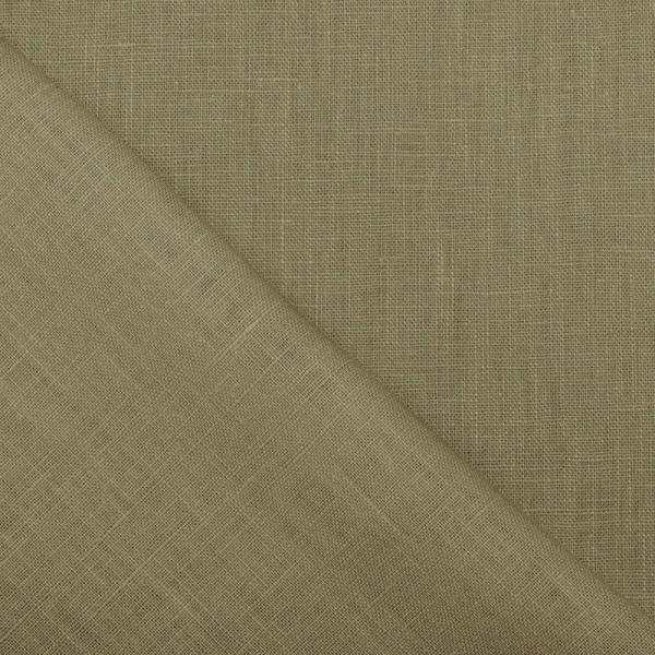 Linen Fabric Kakigreen Linen Fabric Washed