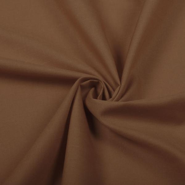Batiste Fabric Chocolate Brown Batiste Fabric