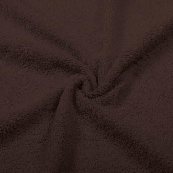 Terry Fabric Brown Terry Fabric Cotton