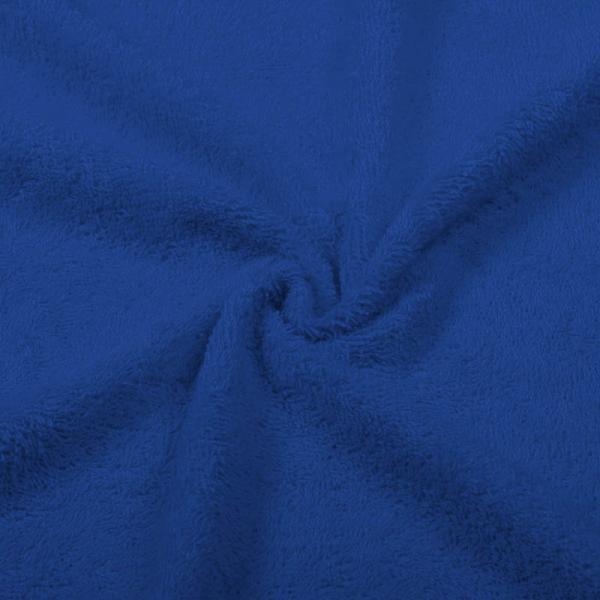 Terry Fabric Cobalt Terry Fabric Cotton