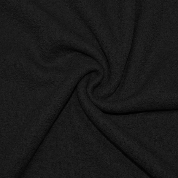 Boucle Fabric Black Wool Boucle Fabric