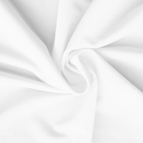 Lycra Fabric (Mat) White Lycra Fabric Mat
