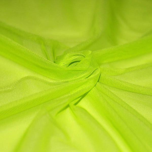 Mesh Fabric Stretch Lime Mesh Stretch Fabric
