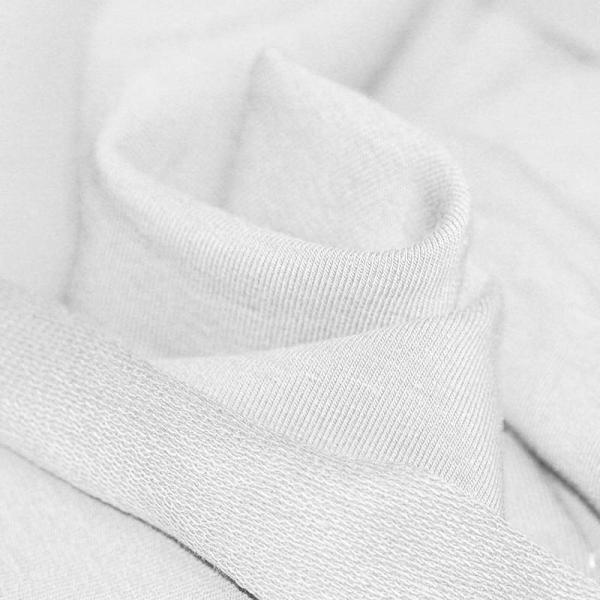 Sweat Fabric White Sweat Fabric