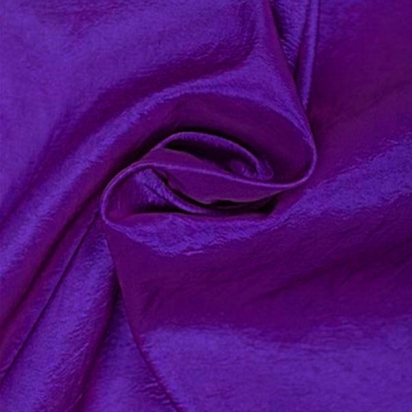 Taffeta Fabric Two Tone Purple Blue Taffeta Fabric