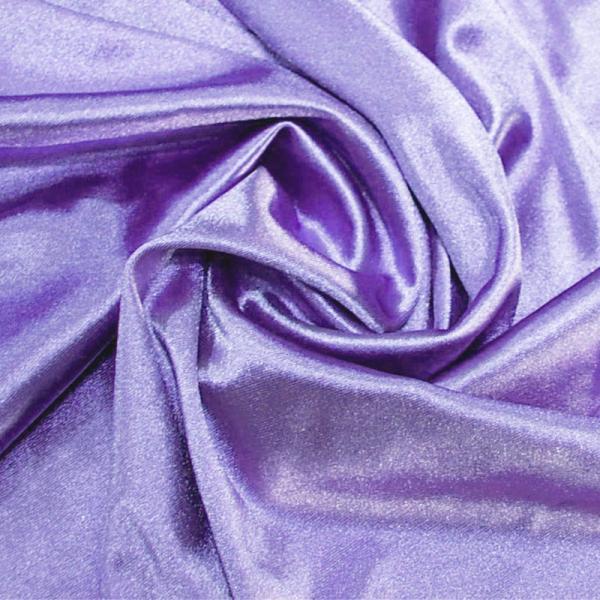 Lycra Fabric (Shiny) Lila Lycra Fabric Shiny